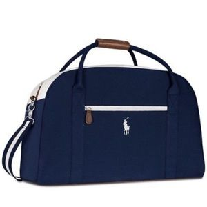 RALPH LAUREN Gym Travel Weekender Bag